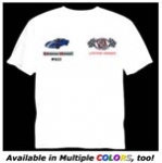 C4 Grand Sport Custom Embroidered T-Shirts