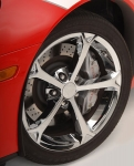 C5/C6 Grand Sport Style Reproduction Chrome Wheels, 1997-2013