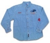 C4 Grand Sport Custom Embroidered Denim Shirts