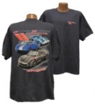 C2/C4/C6 3 Generations Legendary Performance T-Shirt - CLOSEOUT SALE!